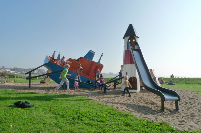 Amazing Full of Colors Playgrounds