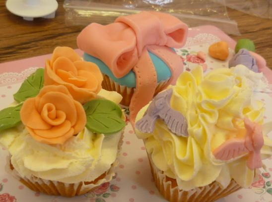 Floral Cake Decorating Ideas