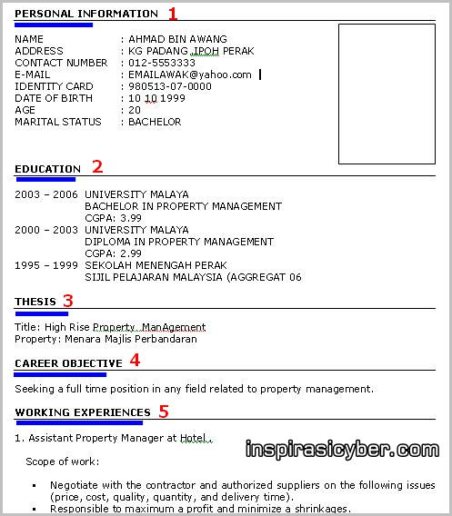 CONTOH RESUME BAHASA INDONESIA DAN INGGRIS: Contoh Resume