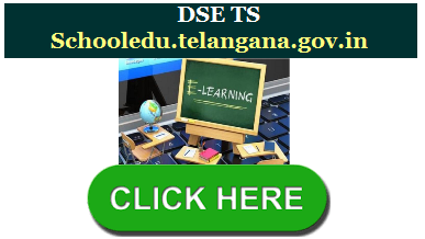 Commissioner and Director of School Education DSE Telangana has included another tab eLearning in their official website www.schooledu.telangana.gov.in for Digital Classes. Watch Schooledu eLearning Videos Telugu Medium English Medium Classes 1st 2nd 3rd 4th 5th 6th 7th 8th 9th and 10th Maths Subject. School Education Department of Telangana and TicTac Learn English Medium and Telugu Medium Videos for Mathematics and Science