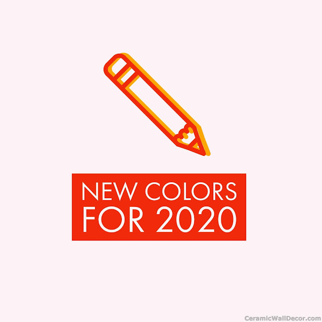 New colors introduced for 2020