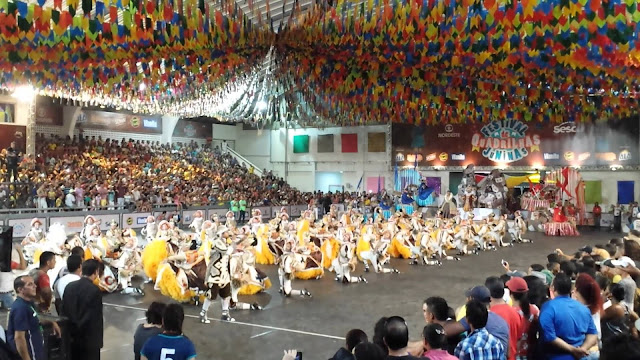 Festival de Quadrilhas Juninas da Globo Nordeste inscreve pela internet