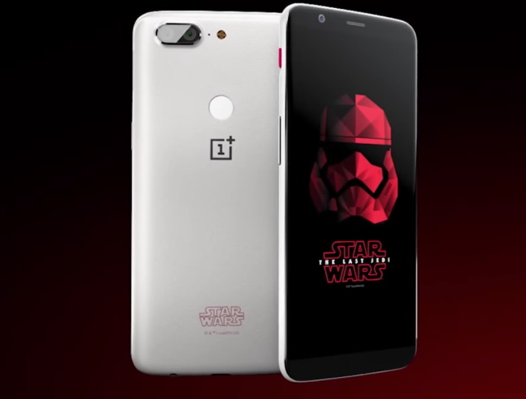 OnePlus 5T Star Wars Limited Edition Arrives in PH via Digital Walker