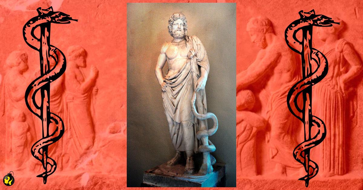 Asclépio - Deus Grego (História)