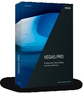 Vegas Pro 14 Build 270 Crack Full Version