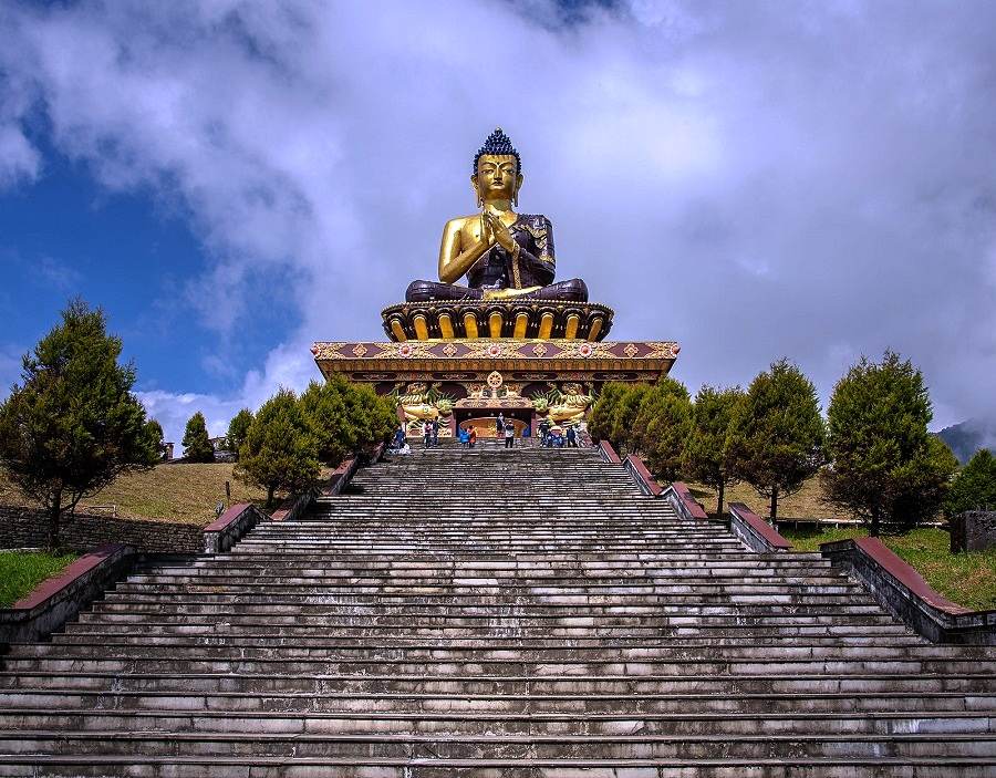 Buddha Park, Ravangla  - One of Sikkim's Most Iconic Sights