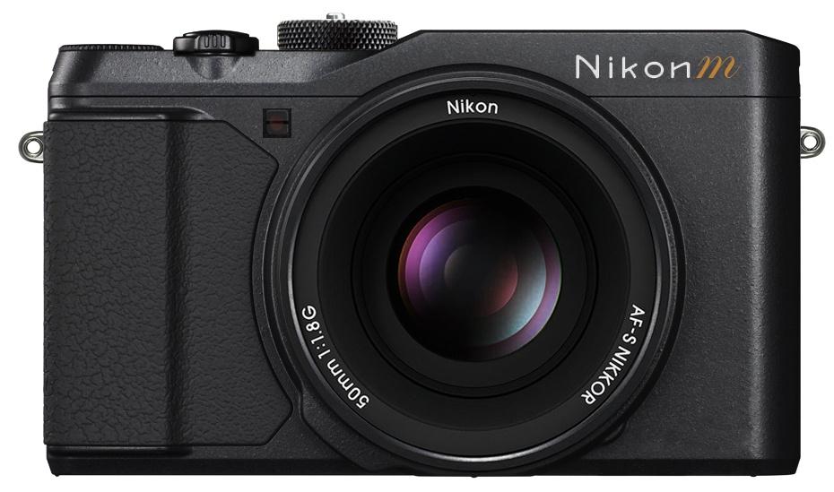 Фантазия на тему беззеркальной камеры Nikon от Broxibear