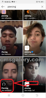 Filter Piercing Instagram | How To Get Piercing Filters On Instagram