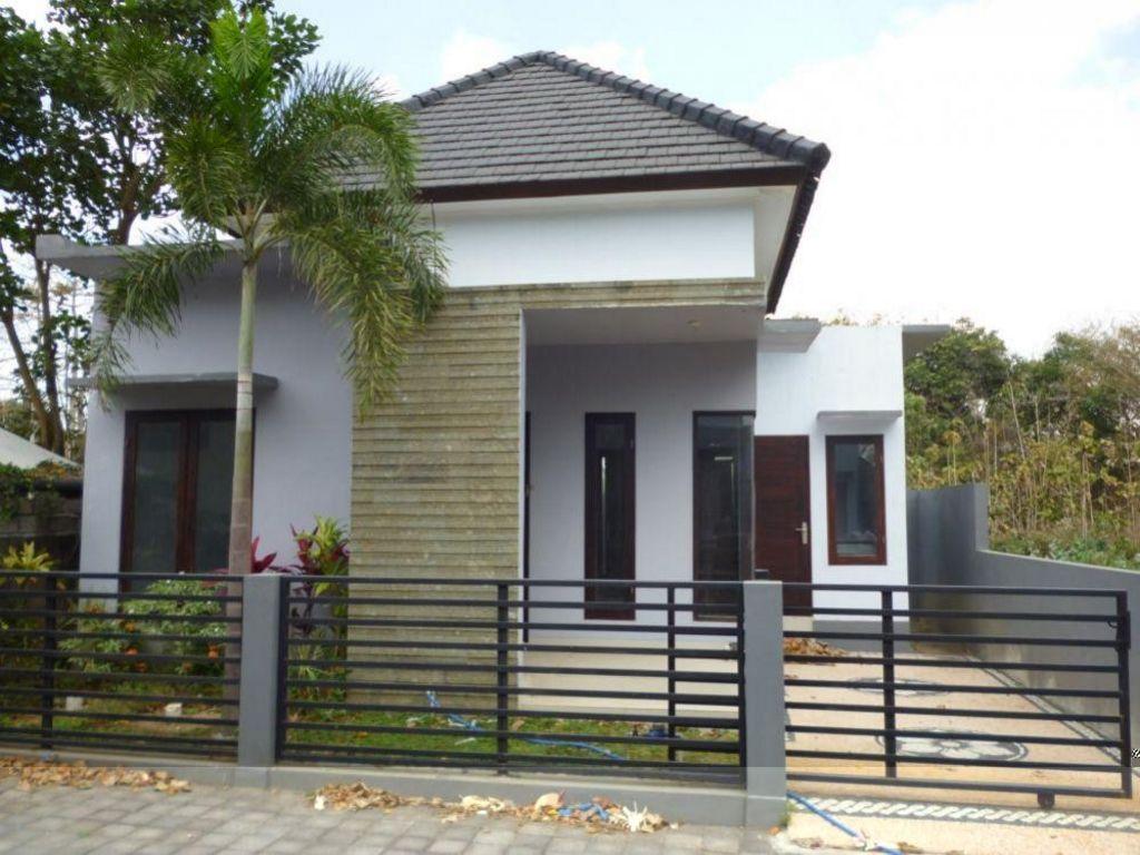 contoh rumah sederhana asri minimalis