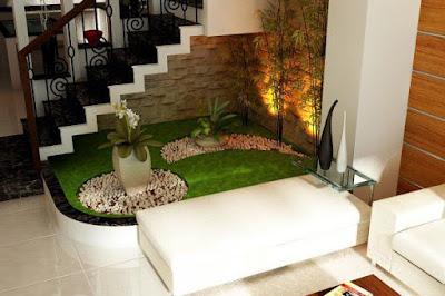 contemporary home indoor plants decor ideas 2019