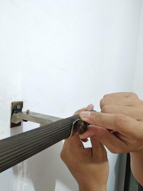 Cara Memasang Besi Gorden yang Mudah Dilakukan, Intip Yuk!