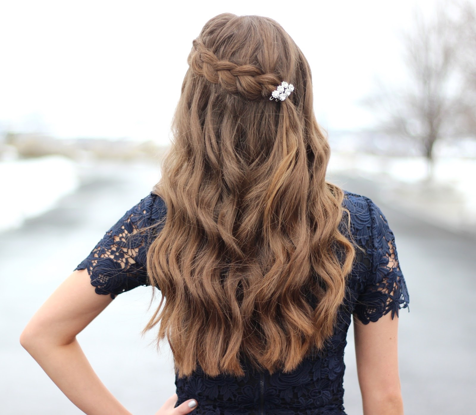 hannah hairstyles: preference school dance