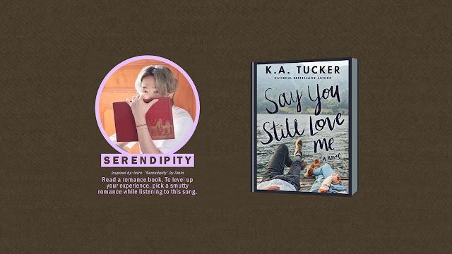 Park Ji Min SERENDIPITY Prompt - Read a romance book.