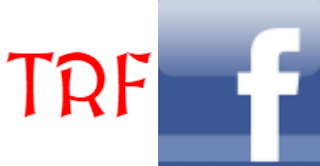 TRF Logo and Facebook Icon