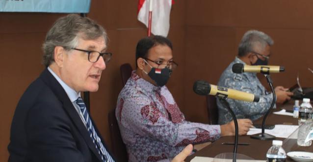 Kunjungan ke FPI Disoal, Kedubes Jerman: Pandemi Tak Berarti HAM dan Kebebasan Berkumpul Ditindas!