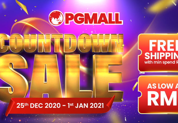 Countdown Sale PG Mall
