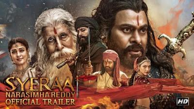 Download Sye Raa Narasimha Reddy (2019) Hindi Dubbed 480p & 720p [1.5GB] | 1080p [3GB] BluRay