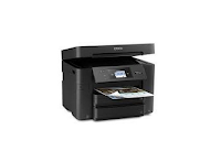Epson WorkForce Pro WF-4734 Driver Download