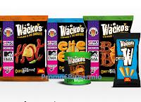 Logo Wacko's Games: vinci gratis 500 pack con 12 tubi di patatine e non solo