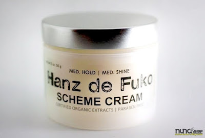 Hanz de Fuko Scheme Cream – Hair & Whiskers