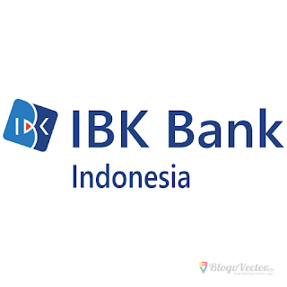 Bank IBK Indonesia Logo Vector