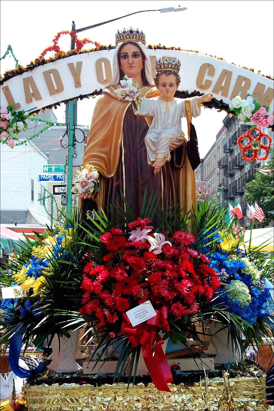 Il Regno: A Look at the 2016 Feast of Our Lady of Mount