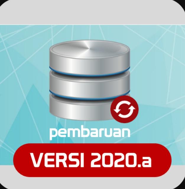 Dapodik versi 2020.a