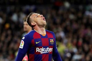 Confirmed Barcelona full squad list vs Valladolid: Arthur dropped