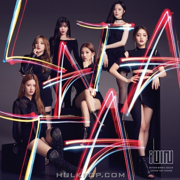 (G)I-DLE – LATATA (English Version) – Single
