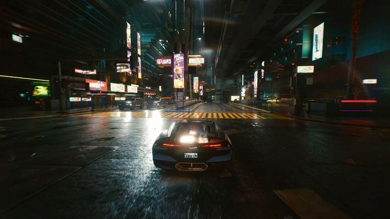 Cyberpunk 2077 guide. How to make a stolen car your own?