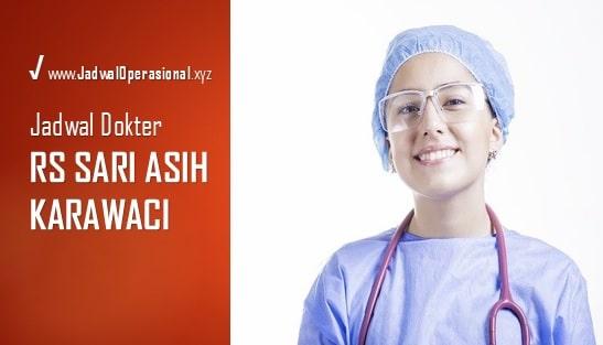 Jadwal Dokter RS Sari Asih Karawaci