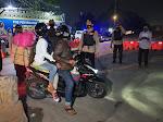 Peniadaan Mudik Resmi Berlaku, Kapolresta Tangerang Cek Pos Penyekatan Perbatasan, kendaraan Motor dan Mobil  Diputar Balik
