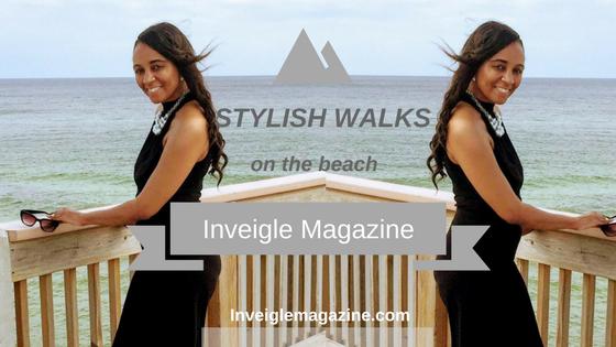 Arica Hart, Beach, Inveigle Magazine