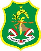 Logo / Lambang Kabupaten Sidereng Rappang (Sidrap)