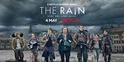 The Rain Netflix Series Poster 3