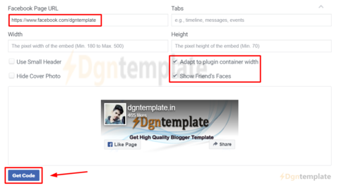 Facebook Developer to access Page Plugins