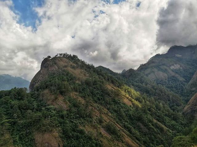 more Mount Kabunian Views