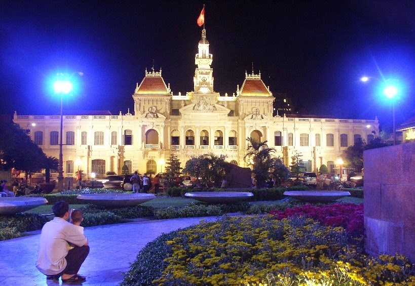 Ho Chi Minh city: The country's cultural and tourist center 28