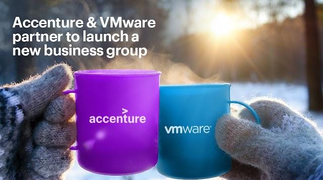 Accenture lanza un nuevo grupo empresarial con VMware que ayuda a las organizaciones a migrar de forma más rápida a la nube