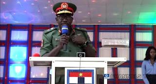 Powerful Nigeria Army General Is Dead