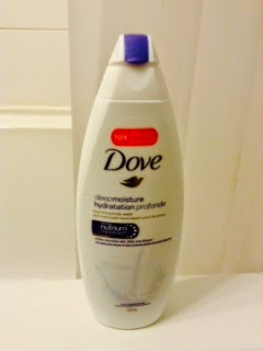 Dove Deep Moisture Nourishing Body Wash with NUTRIUM MOISTURE