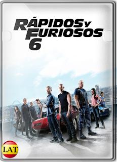 Rápidos y Furiosos 6 (2013) DVDRIP LATINO