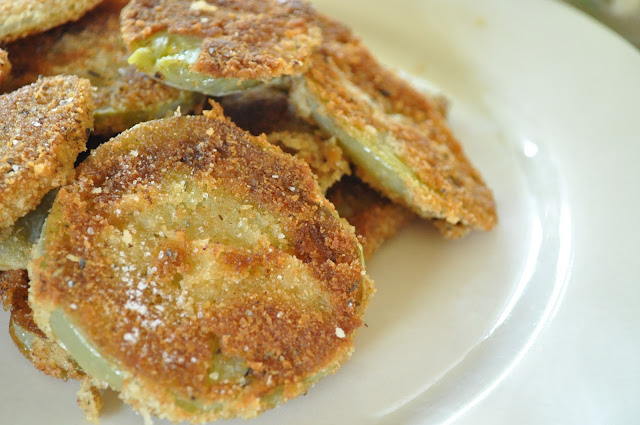 Extend your tomato harvest with fried green tomatoes