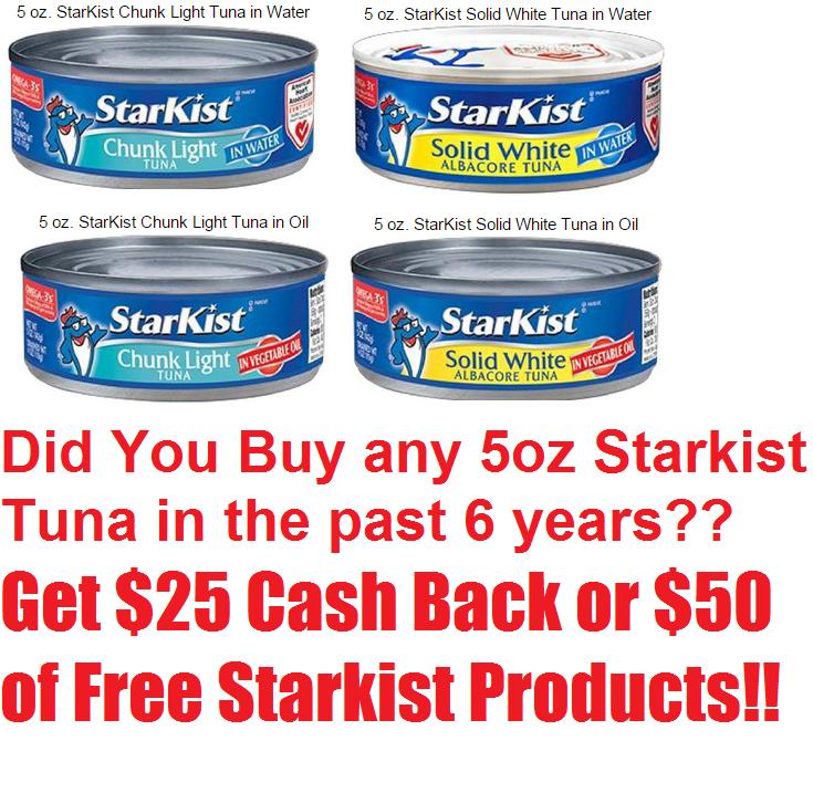 chunk light tuna in oil starkist