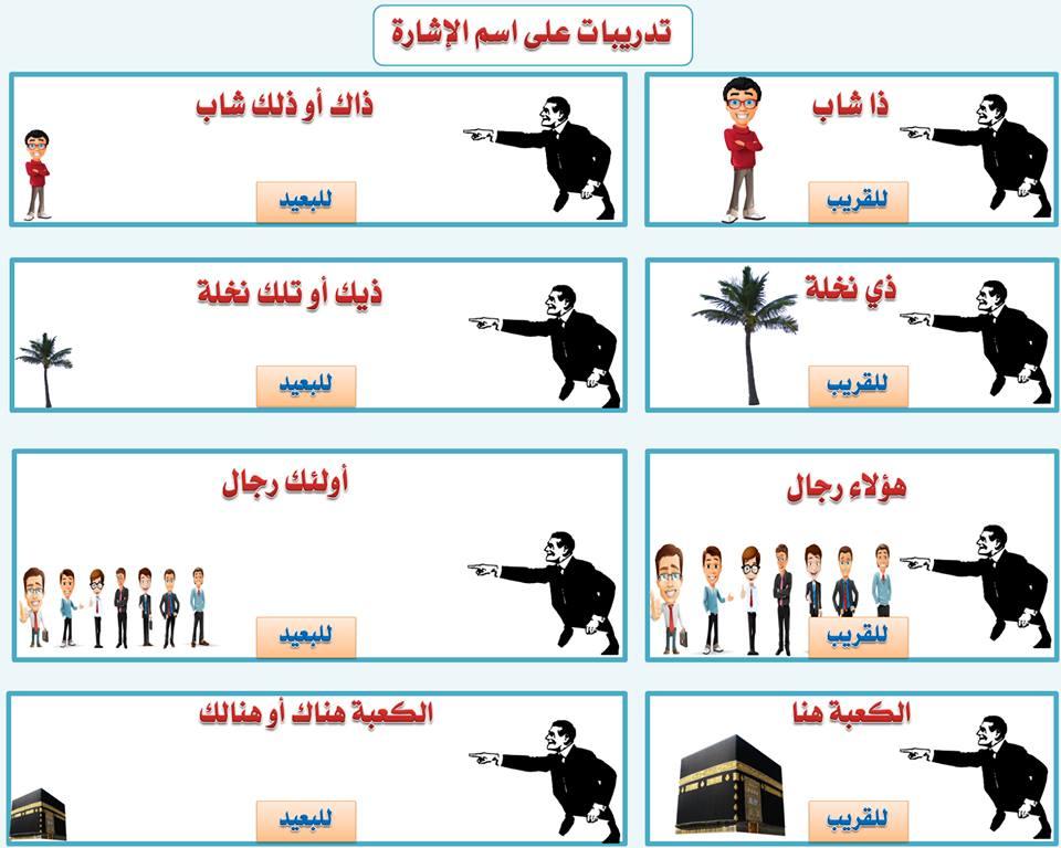 بالصور قواعد اللغة العربية للمبتدئين , تعليم قواعد اللغة العربية , شرح مختصر في قواعد اللغة العربية 20.jpg