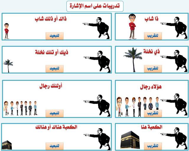 """انفراد.... كل قواعد اللغة العربية لطلاب """"ابتدائي - اعدادي - ثانوي"""" في صورة لوحات مبسطة مع الشرح والتدريبات 20"""