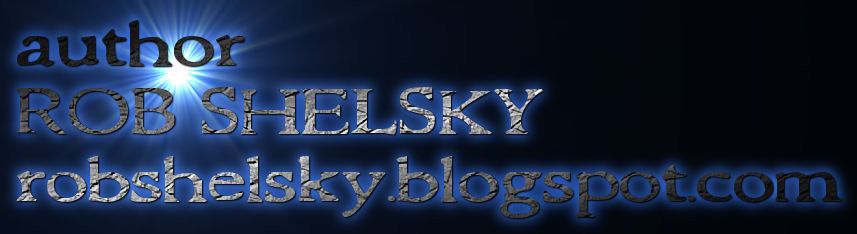 ROB SHELSKY -- Author