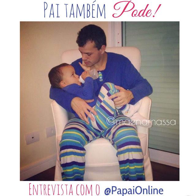 Papai Também Pode!