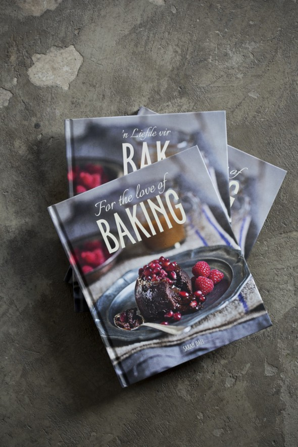 cookbook, WIN, giveaway, For the love of baking, Sarah Dall