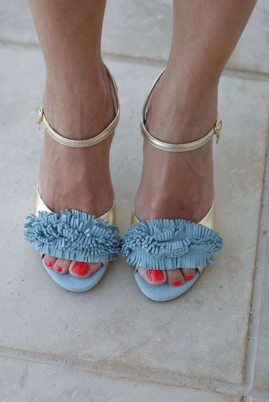 Loriblu sandali con frange, Aquazzura wild thing lookalikes on Fashion and Cookies fashion blog, fashion blogger style